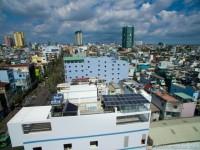 Nét độc lạ của đèn tích điện năng lượng mặt trời