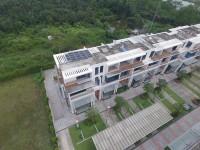 Quạt tích điện năng lượng mặt trời siêu hot đã ra mắt