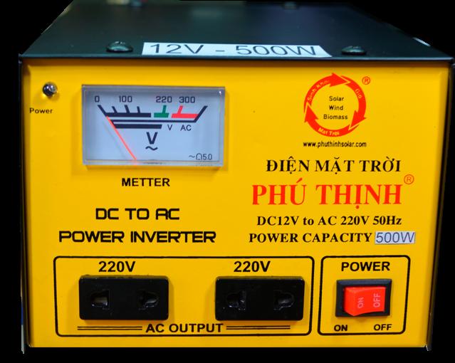 inverter 12V - 500W