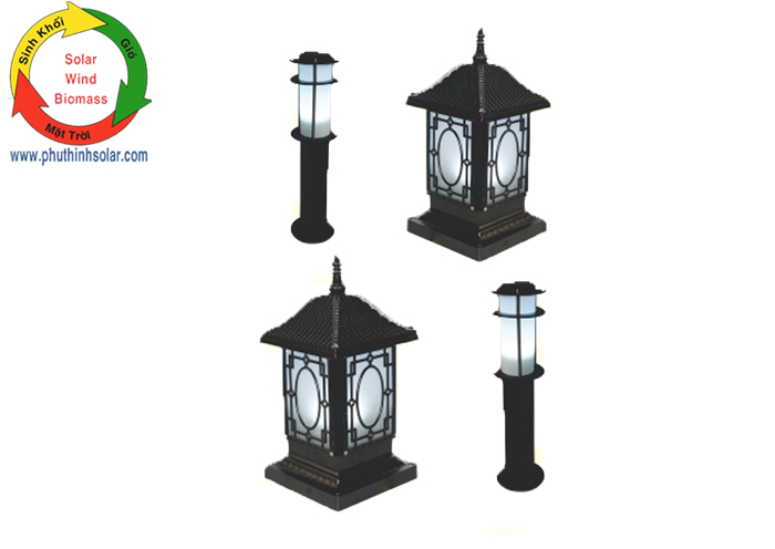 Đèn sân vườn NLMT - Công suất 20W