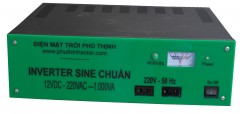Inverter Sine Chuẩn - 12V - 1.000VA