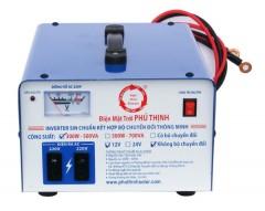 Inverter Sine Chuẩn 12V/24V – 220V – 350VA