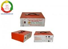 Bộ lưu trữ điện NLMT - 40W