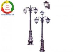 Đèn Trụ - Sân Vườn 05